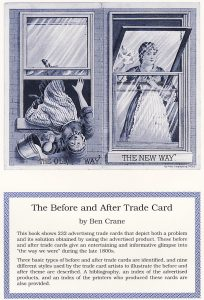 Ben Crane's book: The Before and After Trade Card